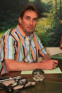 Portret Pieter Astro